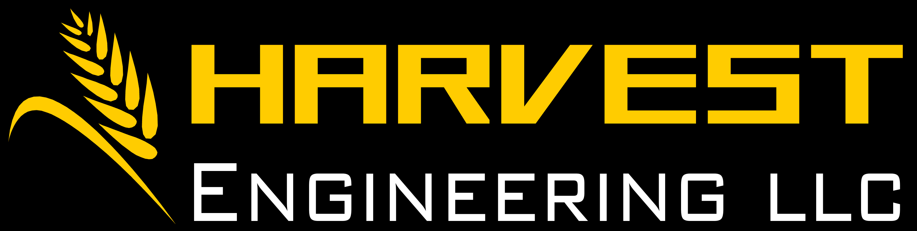 Harvest Engineering LLC. Masterhead Logo